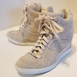 COACH Alexis Wedge Sneaker